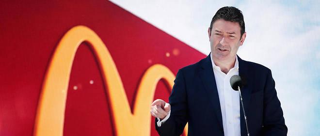 Sous la direction de Steve Easterbrook, l'action de McDonald's a doublé à Wall Street et le bénéfice net de l'entreprise a augmenté chaque année.
