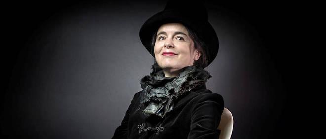 C'est la 3e fois qu'Amélie Nothomb se retrouve dans la sélection du Goncourt.