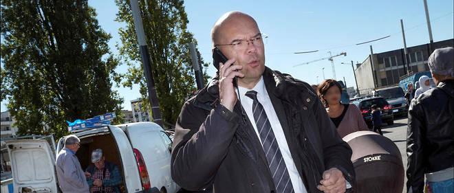 Xavier Lemoine est maire de Montfermeil depuis 16 ans.