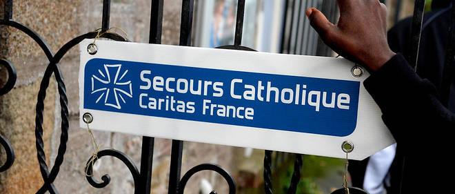 Le Secours catholique mesure chaque année l'évolution de la pauvreté en France.