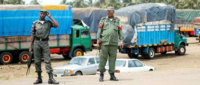 Plus que jamais, les douaniers nigérians seront sollicités pour rendre effective la fermeture des frontières.