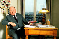Jean-Francois Revel en 1991.