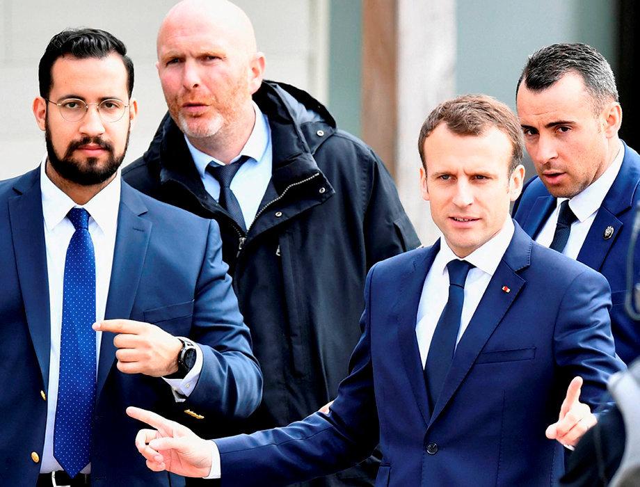 Exclusif Alexandre Benalla Les Extraits Chocs De Son