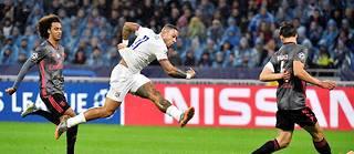 Memphis Depay a contribué à la victoire de Lyon face à Benfica.