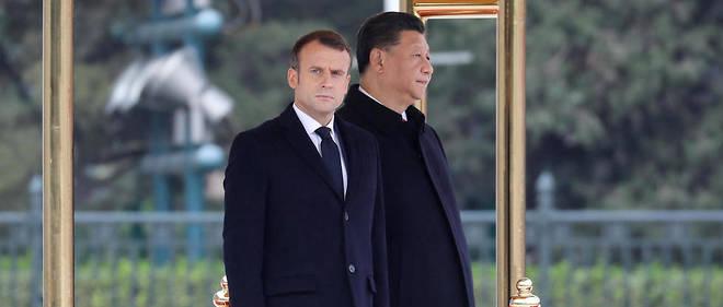 Les deux chefs d'État déplorent le retrait américain de l'accord, officialisé le 5 novembre.
