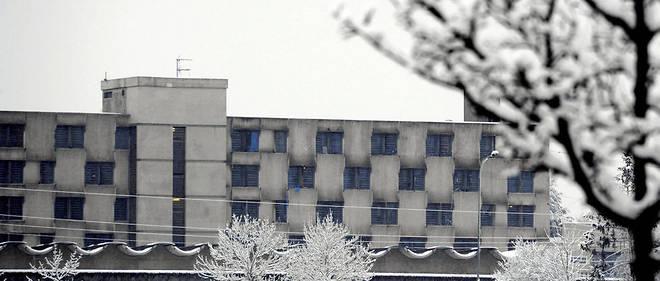 Le centre pénitentiaire de Metz Queuleu.