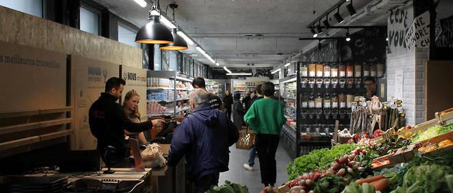 Les boutiques «Nous anti-gaspi» proposent des produits frais, mais invendables en grande surface, au rabais.