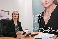 Violette Spillebout est la candidate soutenue par LREM à la mairie de Lille.
