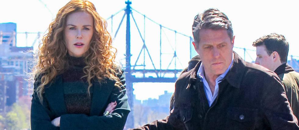 <p>Nicole Kidman et Hugh Grant dans une série inédite pour HBO.</p>