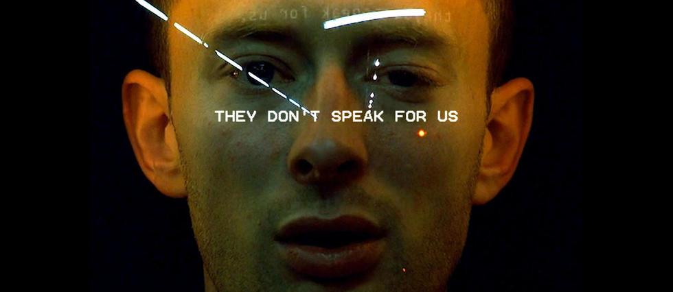 <p>Image du documentaire <em>Le monde selon Radiohead</em>, diffusé vendredi 8 novembre, à 22 h 45 sur Arte.</p>