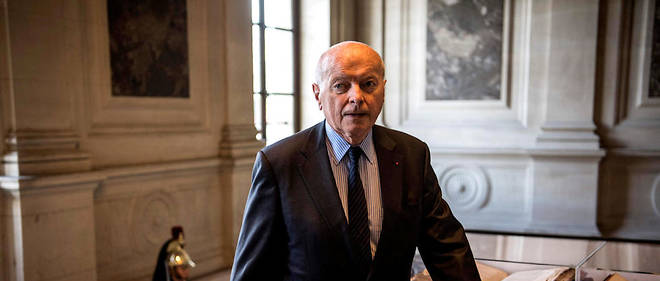 Jacques Toubon a été nommé à ce poste en 2014 par François Hollande.