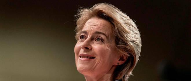 « En dépit de tous les remous des dernières semaines, je trouve que l'Otan s'est montrée remarquable en tant qu'écran protecteur de la liberté », a affirmé Ursula von der Leyen.