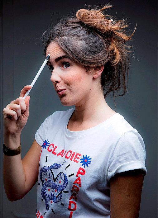 Stimulante. Passionnée de sciences, la jeune mécanicienne aimerait qu'elles soient mieux comprises dans la société.