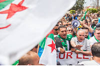 Une partie des Algériens manifestent chaque vendredi contre leurs dirigeants. Et le nom de la Sonatrach a fait son apparition dans les slogans anti-gouvernants.