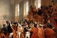 Le coup d'État du 18 Brumaire an VIII.