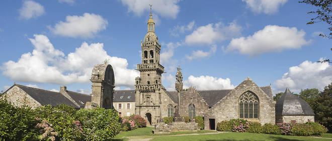 Depuis plus d'un an, l'église Saint-Nicolas de Saint-Thonan est victime de vols régulièrement. Image d'illustration.