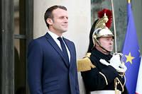 Emmanuel Macron a inauguré le monument le 11 novembre.