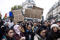 La marche contre l'islamophobie, dimanche 10 novembre, qui a rassemblé 13 500 personnes, selon un comptage du cabinet Occurence réalisé pour des médias, dont l'Agence France-Presse, est au cœur d'une polémique depuis plusieurs jours.