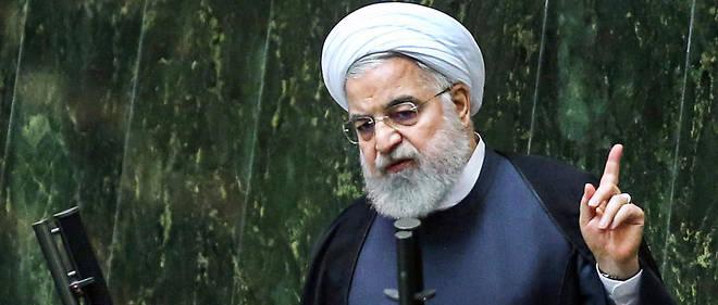 L'Iran de Hassan Rohani se désengage progressivement de l'accord signé à Vienne. (Illustration)