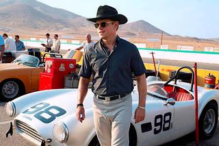 Matt Damon dans le rôle de Carroll Shelby, un chef d'écurie visionnaire.  ©Merrick Morton