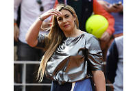 Marion Bartoli le 29 mai 2019 à Roland-Garros
