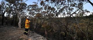 Les pompiers craignent que les conditions métérologiques favorise la propagation des feux.