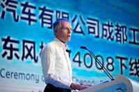 « Comme nous sommes un acteur marginal en Chine, nous ne sommes que marginalement touchés par la récession sur ce marché », tente de positiver le patron de PSA Carlos Tavares.