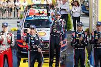 <p>Arrivé second du rallye d'Espagne, Tänak qui y a remporté le titre de champion du monde des pilotes 2019 rejoindra l'année prochaine Thierry Neuville chez Hyundai, sacré champion du monde des constructeurs pour la première en 2019.</p>