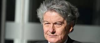 Thierry Breton a été soutenu par les Libéraux de Renew et le PPE, la droite européenne.