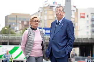 L'actuelle maire de la ville par interim raconte que son mari est