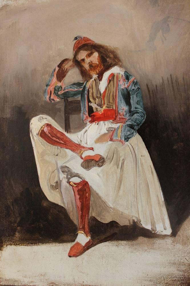 Delacroix ©  DR