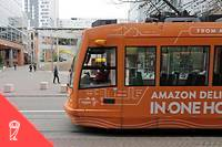 <p>Amazon est le plus gros employeur de Seattle avec 50000 salariés.</p>