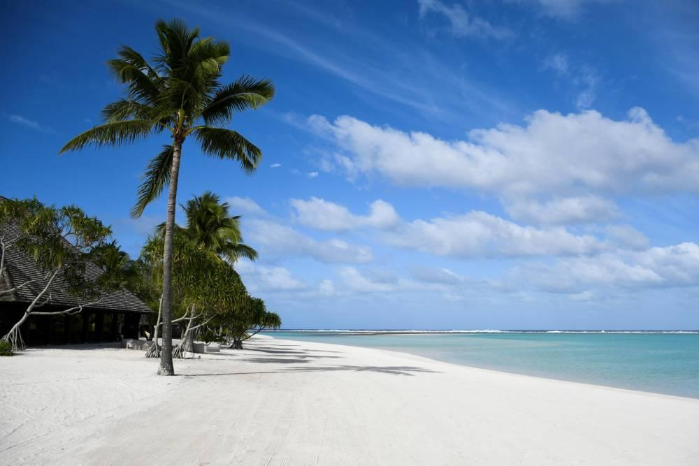 Polynésie ©  MIKE LEYRAL / AFP