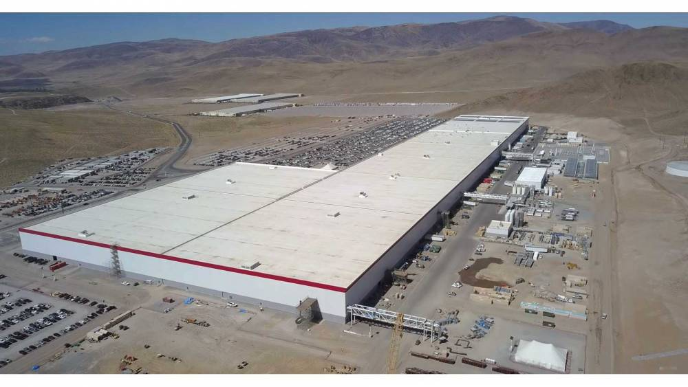 San Francisco, Elon Musk, Tesla, usine, industrie automobile, Allemagne, Etats-Unis ©  DR
