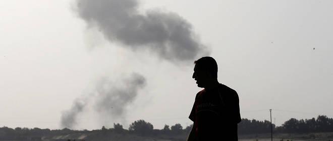 Les attaques aériennes ont fait 18 morts depuis mardi (illustration).