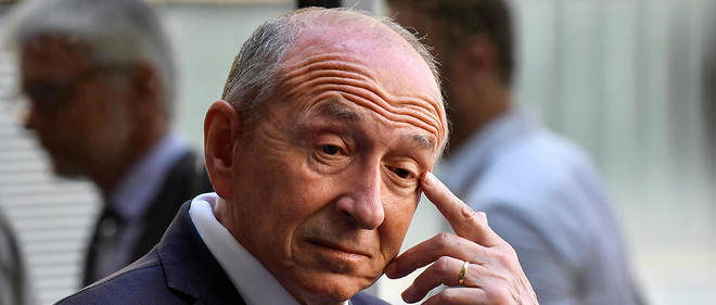 Gérard Collomb brigue la présidence de la métropole lyonnaise en 2020.