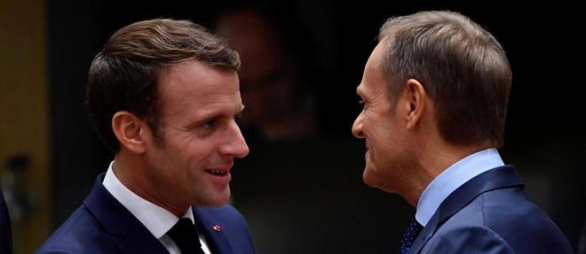 Le mandat de Donald Tusk à la tête du Conseil européen s'achève en principe le 1er décembre.