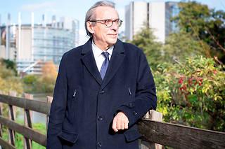 Roland Ries, maire de Strasbourg.  ©Frederic MAIGROT / REA