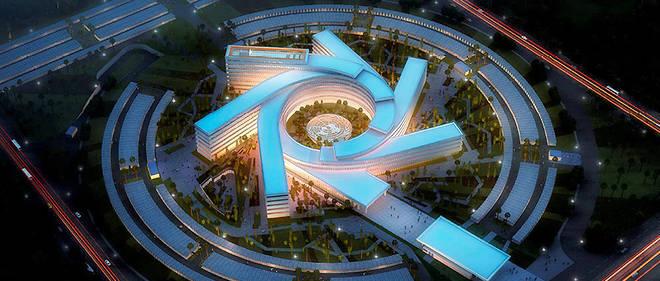 Le futur siège de l'Onu pour l'Afrique de l'Ouest.