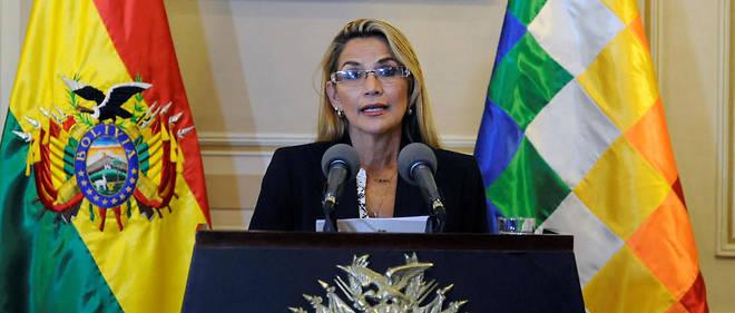 Jeanine Añez a commencé à former un gouvernement ce mercredi.