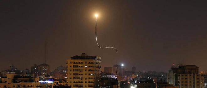 Des missiles israéliens le 13 novembre 2019.