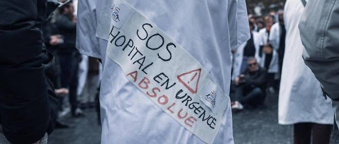 Le mouvement social dans les hôpitaux a été lancé au mois de mars 2019. (Illustration)