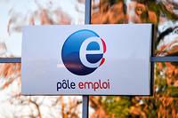 La France compte 10000 chômeurs de plus qu'au second trimestre (illustration).
