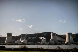 La centrale nucléaire de Cruas était proche de l'épicentre du séisme.