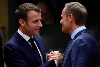 La réponse cinglante de Donald Tusk à Emmanuel Macron