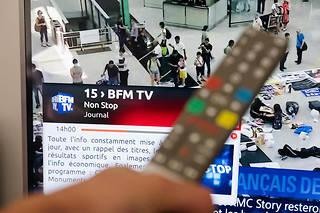 En réponse, BFM TV et son nouveau directeur général Marc-Olivier Fogiel ont porté plainte pour diffamation contre Samuel Gontier.