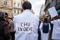 Ce «plan d'urgence» sera «conséquent» et «s'engagera jusqu'à la fin du quinquennat»,a précisé Emmanuel Macron.