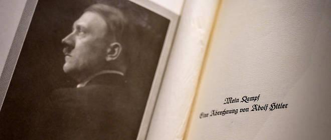 Une édition de luxe de « Mein Kampf » ayant appartenu à Hermann Göring sera mise en vente (image d'illustration).