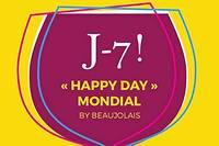 <p>Le jeudi 21 novembre, à minuit précise, la France célébrera le beaujolais nouveau. Un moment festif pour célébrer l'arrivée de ce vin tant apprécié!</p>