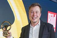Le patron de Tesla a annoncé son choix à Berlin devant un parterre d'industriels allemands, dont les patrons de Volkswagen et BMW.
